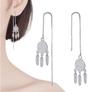 Jewelry - 🆕 Dreamcatcher Threader Earrings